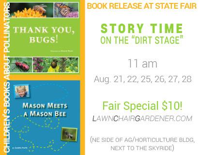 State Fair Book Release