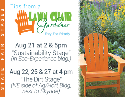 Tips from a Lawn Chair Gardener